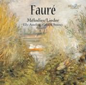Elly Ameling, Gérard Souzay, Dalton Baldwin: Fauré: Mélodies/Lieder - CD