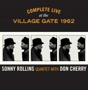 Sonny Rollins: Complete Live At The Village Gate 1962 - CD