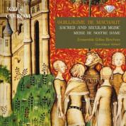 Ensemble Gilles Binchoit, Dominique Vellard: De Machaut: Sacred and secular music - CD