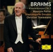 Christian Thielemann, Maurizio Pollini, Staatskapelle Dresden: Brahms: Piano Concerto No.2 - CD