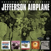 Jefferson Airplane: Original Album Classics (5CD) - CD