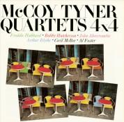 McCoy Tyner: 4 X 4 - CD