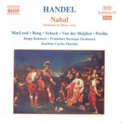 Handel: Nabal - CD