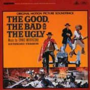 Ennio Morricone: The Good The Bad And The Ugly - CD