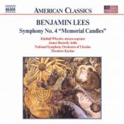 Lees: Symphony No. 4, 'Memorial Candles' - CD