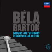 Chicago Symphony Orchestra, Sir Georg Solti: Bartók: Music For Strings, Percussion, Celesta - CD
