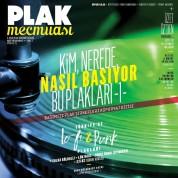 Plak Mecmuası Sayı: 2; Mart Nisan Mayıs 2018 - Dergi