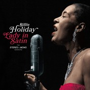 Billie Holiday: Lady In Satin - The Original Stereo & Mono Versions. - Plak