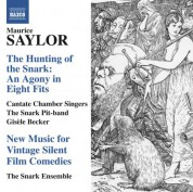 Gisele Becker: Saylor: The Hunting of the Snark - CD
