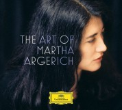 Martha Argerich - The Art Of  Martha Argerich - CD