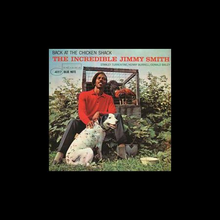 Jimmy Smith: Back At The Chicken Shack (45rpm-edition) - Plak