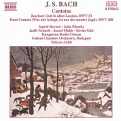 Matyas Antal: Bach, J.S.: Cantatas, Bwv 51 and 208 - CD