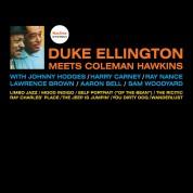 Duke Ellington Meets Coleman Hawkins - Plak