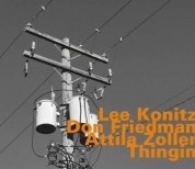 Lee Konitz: Thingin - CD