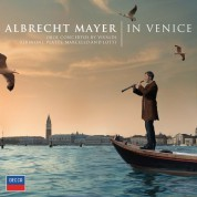 Albrecht Mayer, New Seasons Ensemble: Albrecht Mayer - In Venice - CD