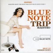 Çeşitli Sanatçılar: Blue Note Trip 9: Heat Up - Simmer Down - CD