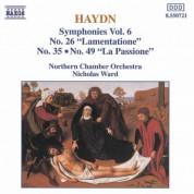 Haydn: Symphonies, Vol.  6 (Nos. 26, 35, 49) - CD