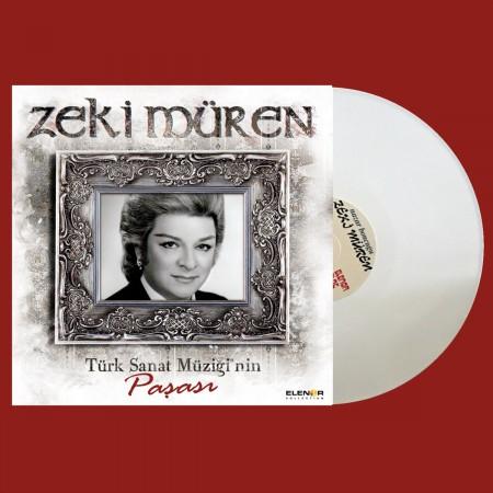 Zeki Müren: Türk Sanat Müziği'nin Paşası (Renkli Vinyl) - Plak