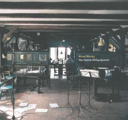 Danish String Quartet: Wood Works - Plak