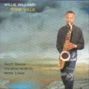 Willie Williams: Spirit Willie - CD