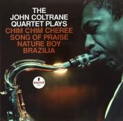 John Coltrane: The John Coltrane Quartet Plays (45rpm-edition) - Plak