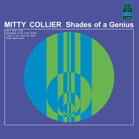 Mitty Collier: Shades Of A Genius - Plak