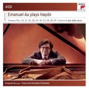 Emanuel Ax: Haydn: Piano Sonatas & Concertos - CD