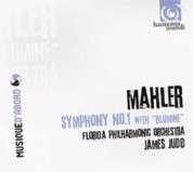 Florida Philharmonic Orchestra, James Judd: Mahler: Symphony No. 1 - CD