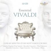 Çeşitli Sanatçılar: Vivaldi: Essential Vivaldi - CD