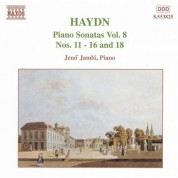 Haydn: Piano Sonatas Nos. 11-16 and 18 - CD