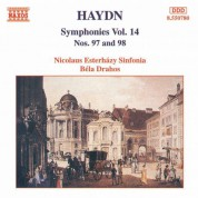 Haydn: Symphonies, Vol. 14 (Nos. 97, 98) - CD