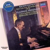 Bernard Haitink, Concertgebouw Orchestra Amsterdam, Vladimir Ashkenazy: Rachmaninov: Piano Concertos 2, 4 - CD