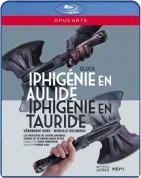 Gluck: Iphigénie en Tauride & Iphigénie enAulide - BluRay