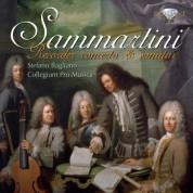 Stefano Bagliano, Collegium Pro Musica: Sammartini: Recorder Concerto & Sonatas - CD