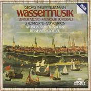 Musica Antiqua Köln, Reinhard Goebel: Telemann: Wassermusik - CD