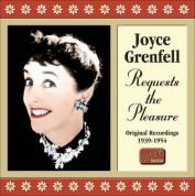 Joyce Grenfell: Grenfell, Joyce: Requests the Pleasure (1939-1954) - CD