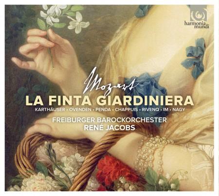 René Jacobs, Freiburger Barockorchester: Mozart: La Finta Giardiniera - CD