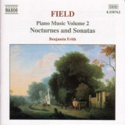 Field: Piano Music, Vol.  2 - CD