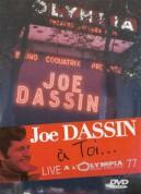 Joe Dassin: A Toi Live A Lolympia 77 - DVD