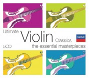 Çeşitli Sanatçılar: Ultimate Violin Classics - CD