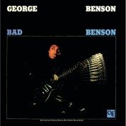 George Benson: Bad Benson - CD