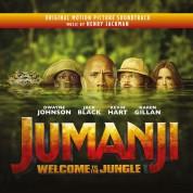 Henry Jackman: Jumanji: Welcome To The Jungle - Plak