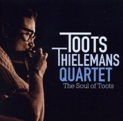 Toots Thielemans: The Soul Of Toots + 8 Bonus Tracks - CD
