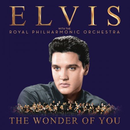 Elvis Presley, Royal Philharmonic Orchestra: The Wonder Of You - CD