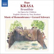 Gerard Schwarz: Krasa: Brundibar / Laitman: I Never Saw Another Butterfly - CD