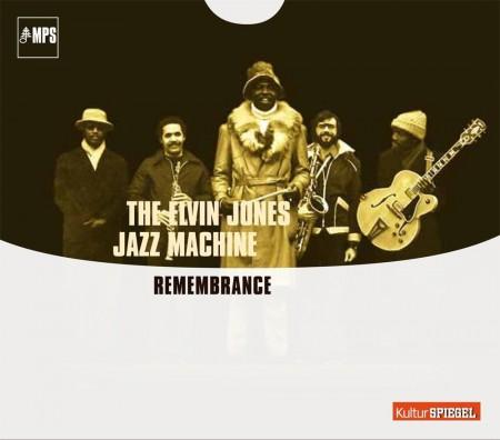 The Elvin Jones Jazz Machine: Remembrance - CD