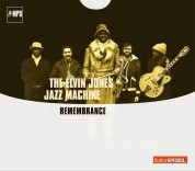 The Elvin Jones Jazz Machine: Remembrance - CD