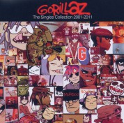 Gorillaz: The Singles Collection: 2001-2011 - CD