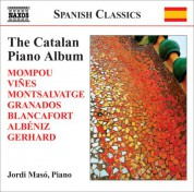 Maso, Jordi: Catalan Piano Album (The) - CD