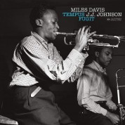 Miles Davis, J.J. Johnson: Tempus Fugit (Outstanding New Cover Art) - Plak